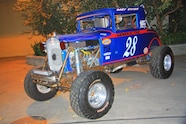 97  Gary Dixon Lost Boys Racing Chevy Hot Rod Race Car