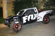 117  Jesse Jones FOX Racing Trophy Truck