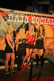 126  Miss Mint 400 with General Tire hot models