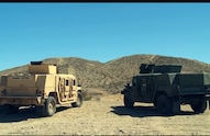2 Banks AM General M1116 vs AM General M1116 off road