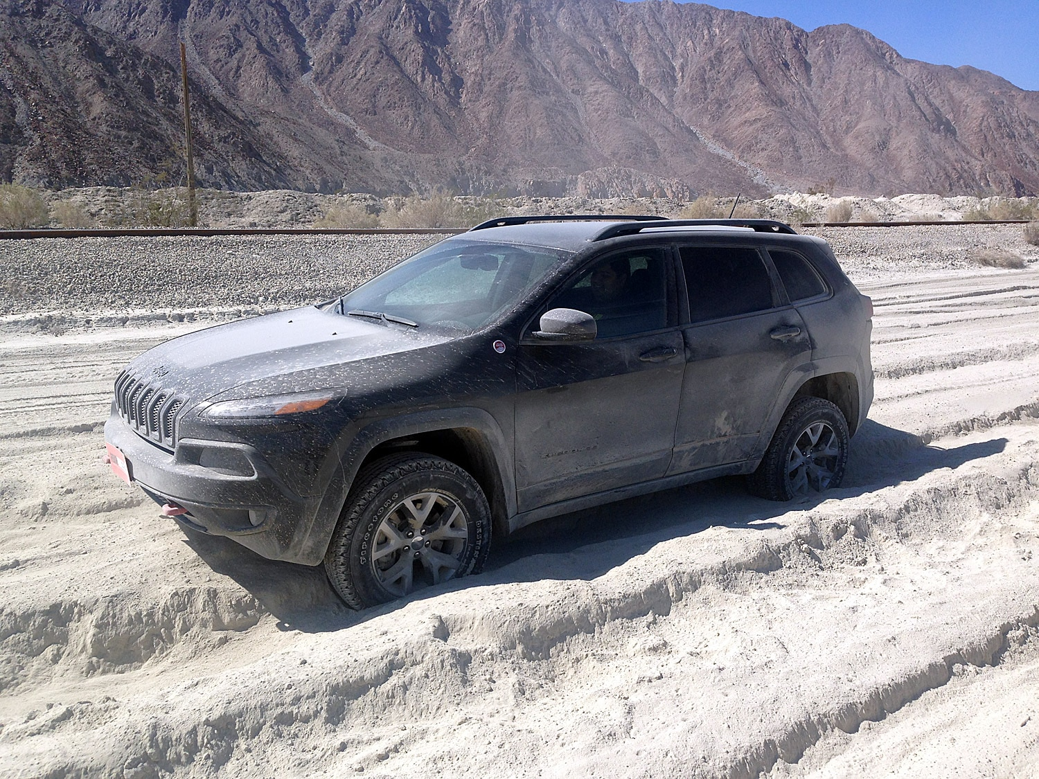 2014 four wheeler of the year day 4 13 2014 jeep cherokee silt