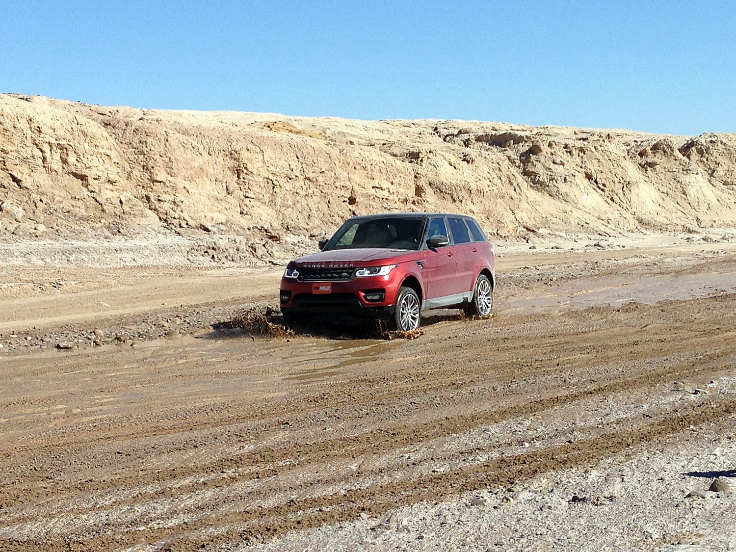 2014 four wheeler of the year day 4 3 2014 range rover sport