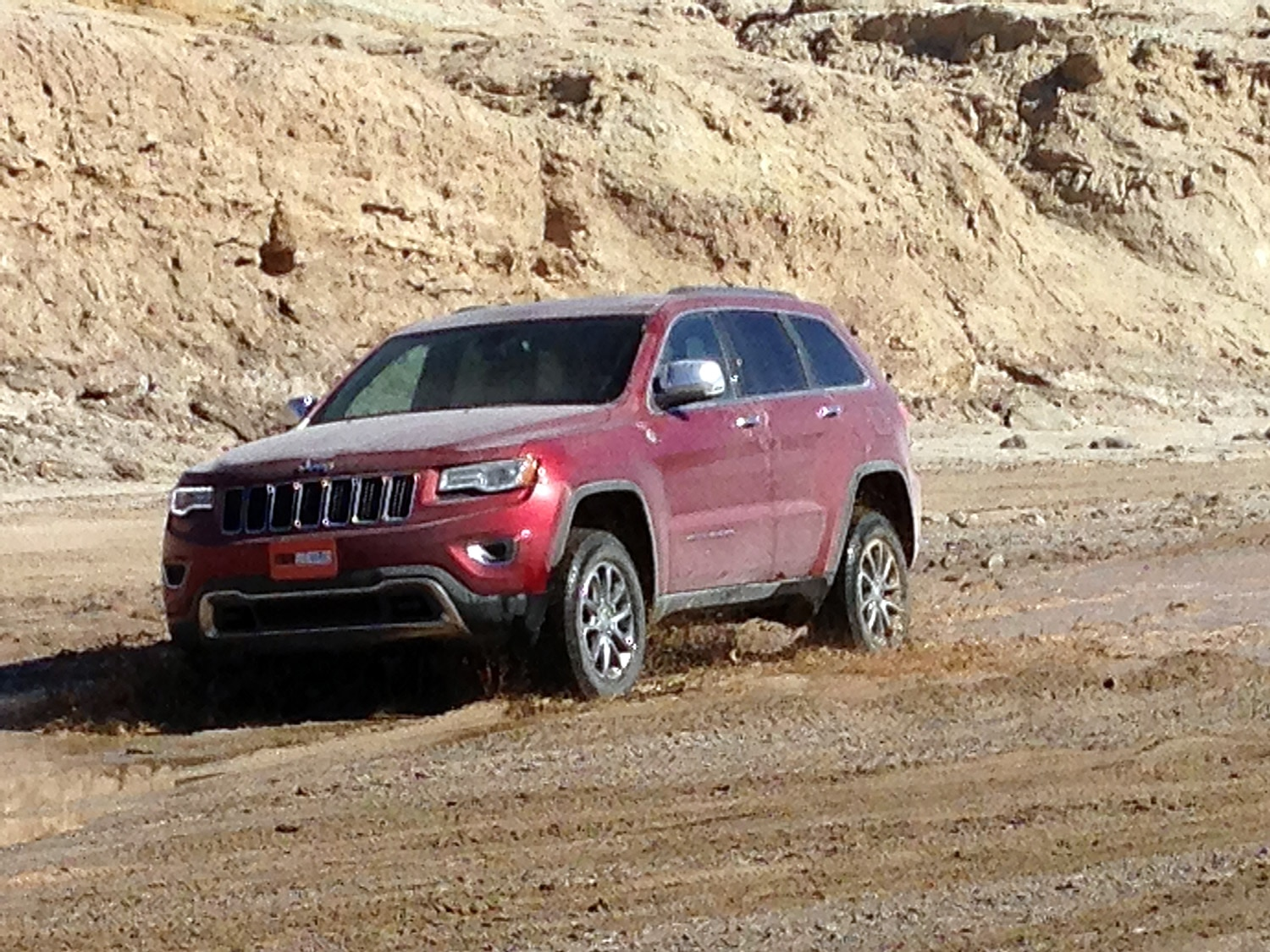 2014 four wheeler of the year day 4 4 2014 jeep grand cherokee