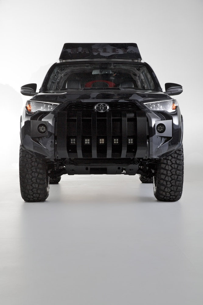 toyota dream build 4runner oakley 18