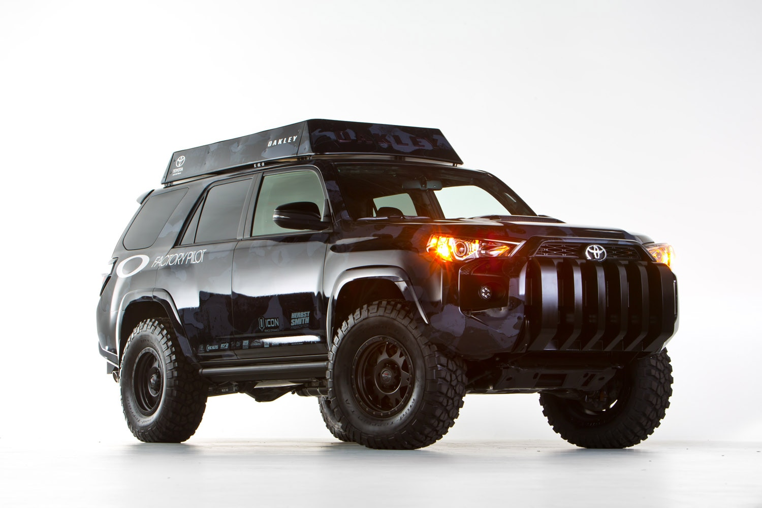 toyota dream build 4runner oakley 27