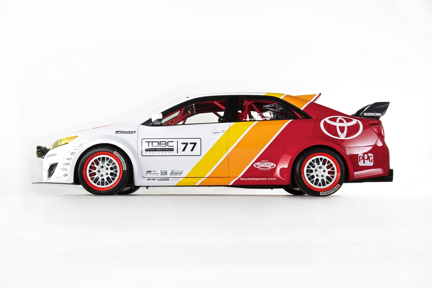toyota dream build camry detroit speed engineering 41