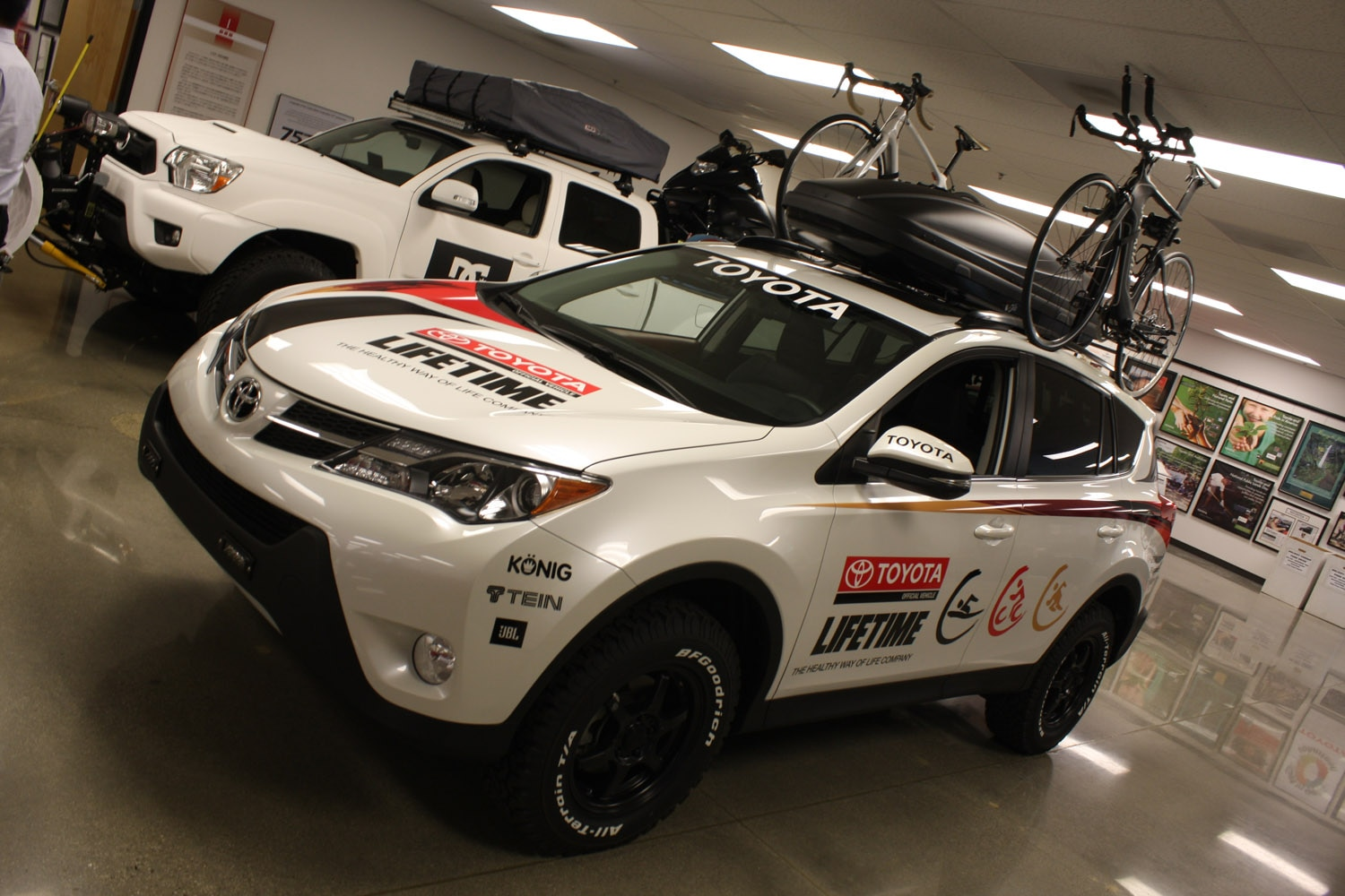 toyota dream build rav4 lifetime 22