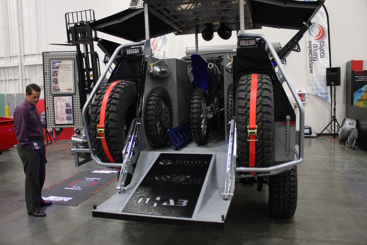 toyota dream build tundra jgr mx51