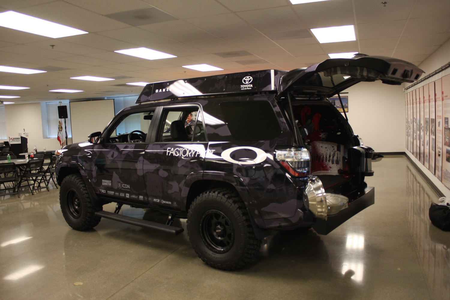 toyota dream build 4runner oakley 01