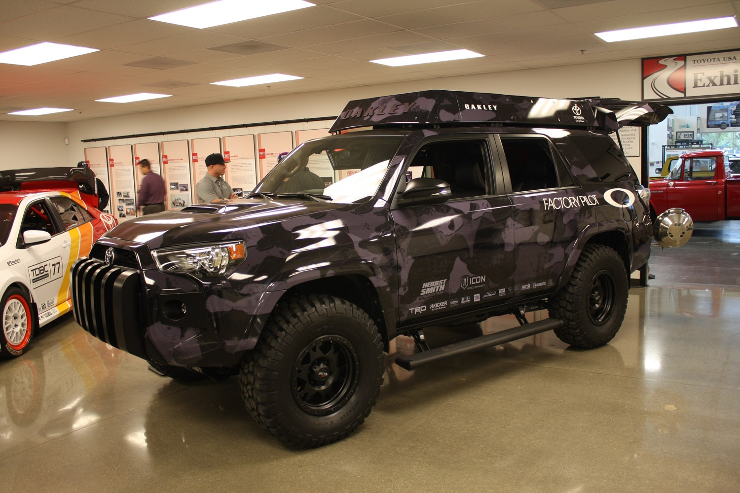 toyota dream build 4runner oakley 02
