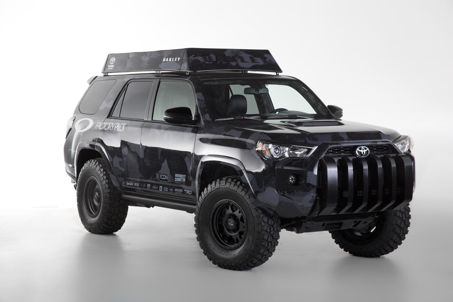 toyota dream build 4runner oakley 09