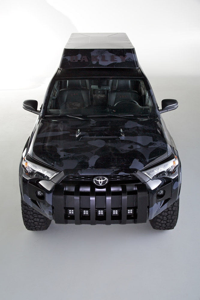 toyota dream build 4runner oakley 10