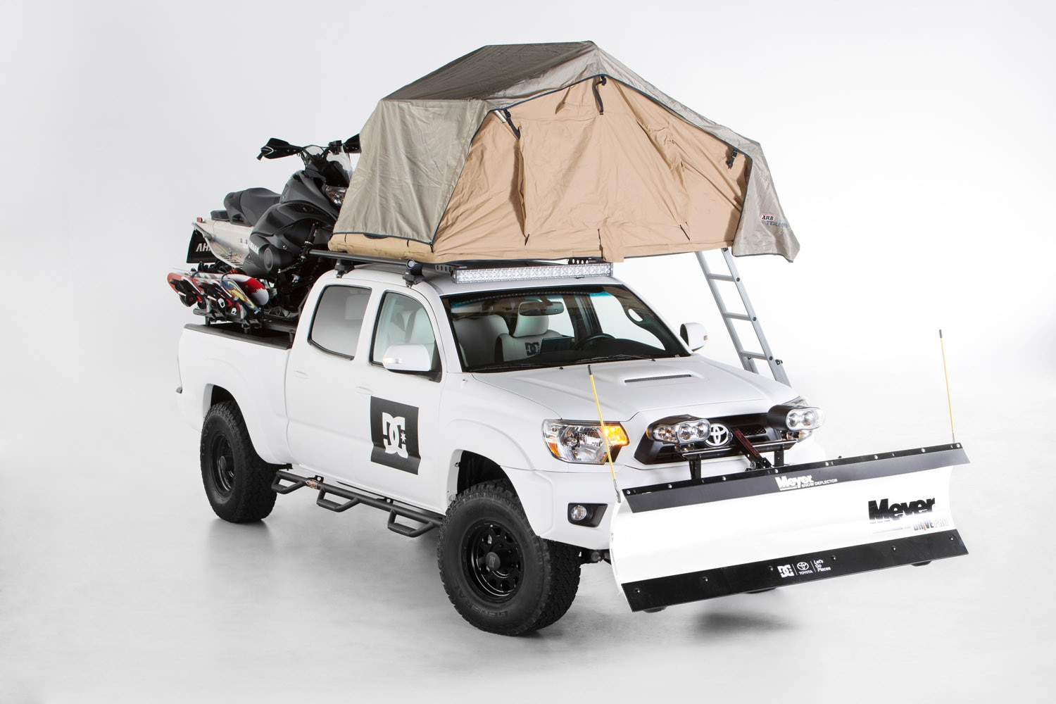 toyota dream build tacoma dc 13