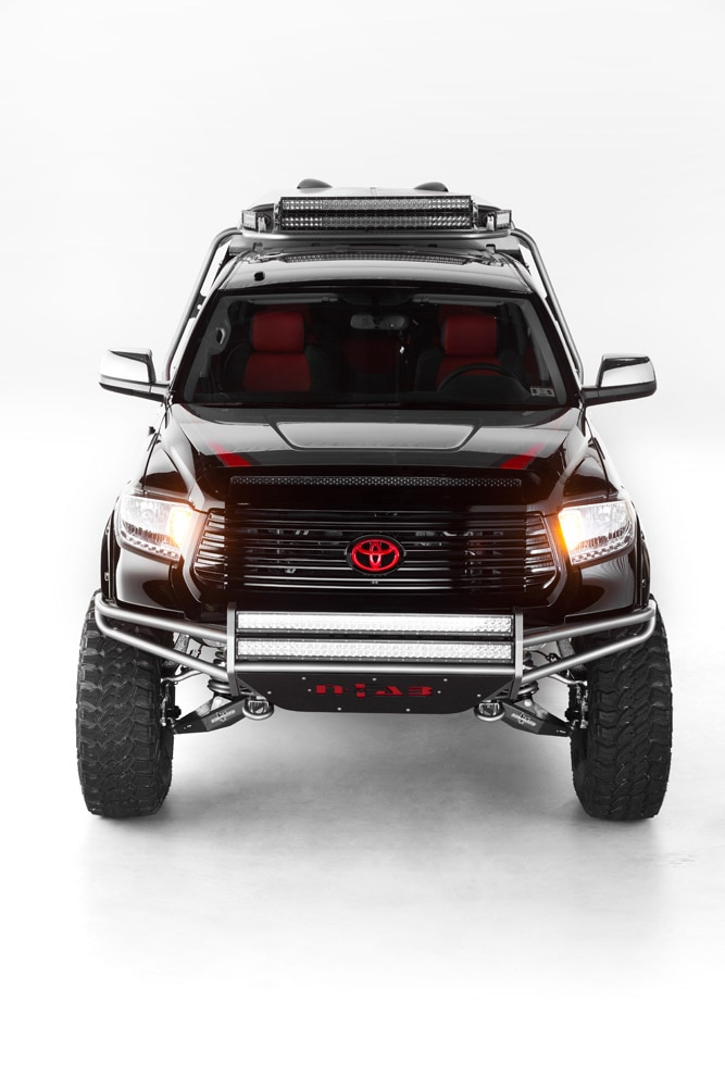 toyota dream build tundra jgr mx70