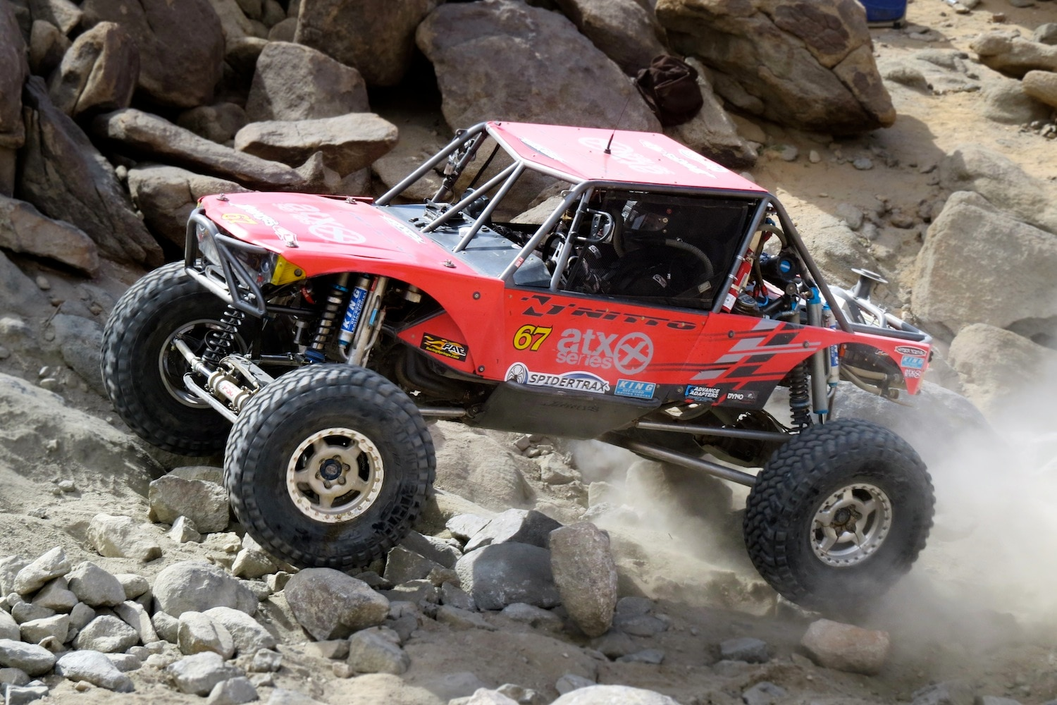 Loren Healy King of The Hammers 2014 Ultra4 Winner Loren Healy Racing at KOH