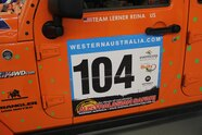 Amy Lerner 2012 Jeep Wrangler JK AEV Race Jeep  8  Australasia Safari Door Decal