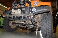 Amy Lerner 2012 Jeep Wrangler JK AEV Race Jeep  11  Front AEV Supsnesion Lift