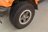 Amy Lerner 2012 Jeep Wrangler JK AEV Race Jeep  7  Flaken Wildpeak Tires