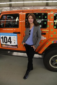 Amy Lerner 2012 Jeep Wrangler JK AEV Race Jeep  14  Amy Lerner