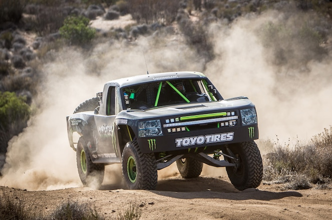 2016 SCORE Baja Sur 500 Canceled -- Only Four Races in This Year's World Desert Championship