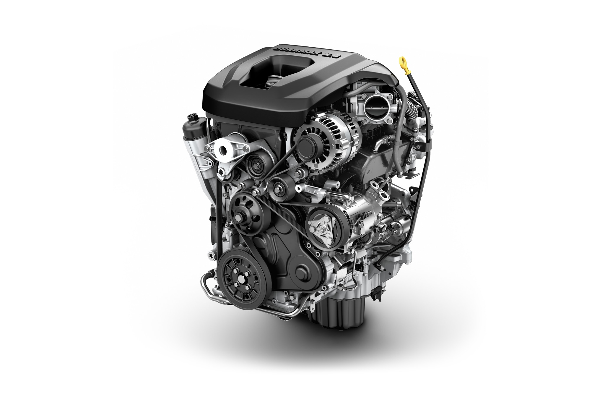 2015 Chevrolet Colorado Turbo Diesel engine