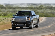 2014 GMC Sierra Denali 1500 in motion
