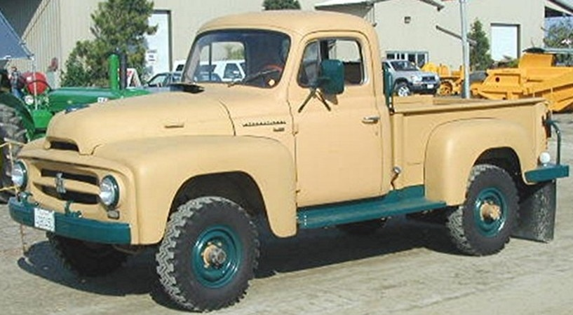19561957 International Harvester pickup