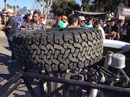 All New BFGoodrich All Terrain KO2  9  spare tire