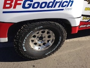 All New BFGoodrich All Terrain KO2  10  Baja 1000 race truck