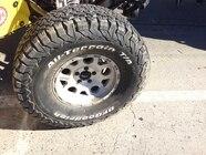 All New BFGoodrich All Terrain KO2  11  Baja 1000 Class 12 Car