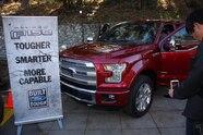2015 Ford F150 unveiling la river 03