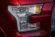 2015 Ford F150 unveiling la river 10 headlight