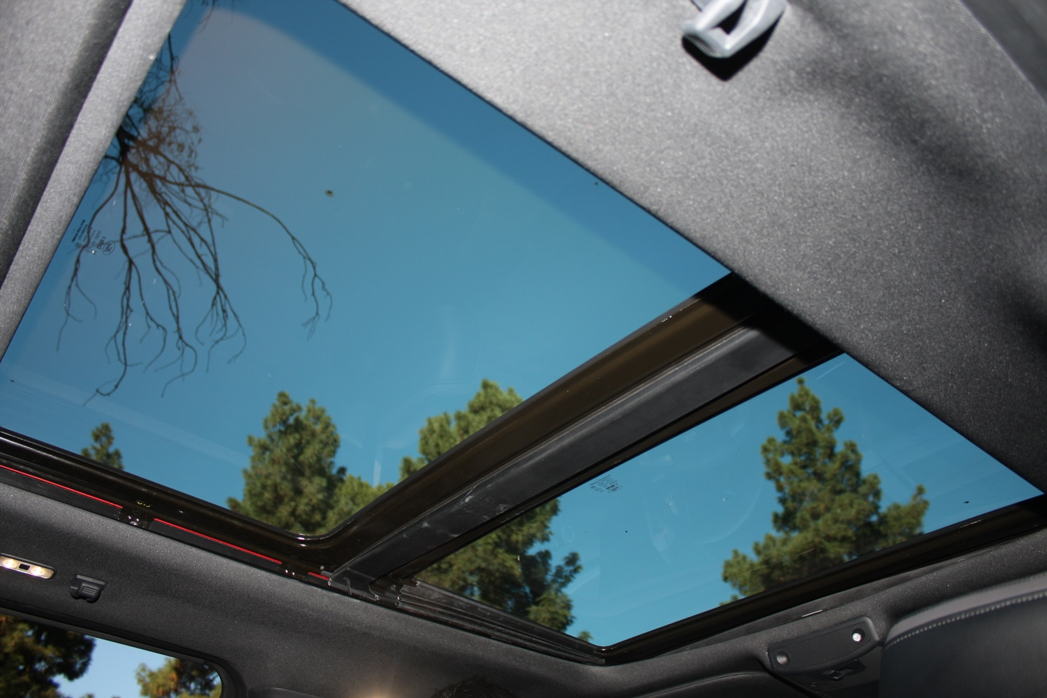 2015 Ford F150 unveiling la river 14 sunroof