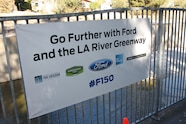2015 Ford F150 unveiling la river 35