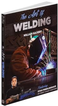 art of welding cover