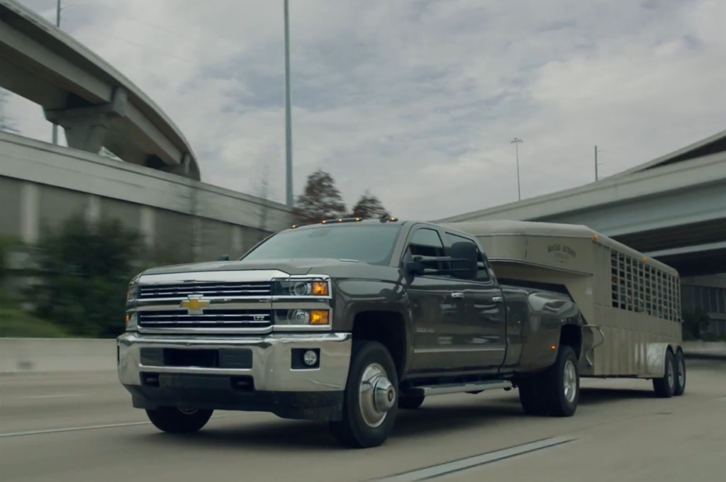 2015 chevrolet silverado hd highway