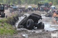Top 10 Trucks from Soggy Bottom Mud Pit