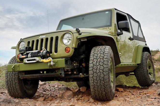 2013 Jeep Wrangler - Private JK: Part 2