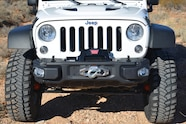 2014 Jeep Rubicon X front