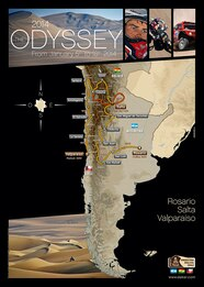 Dakar Map