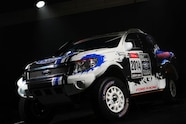 Ford Racing 2014 Ford Ranger Global Dakar Rally  1