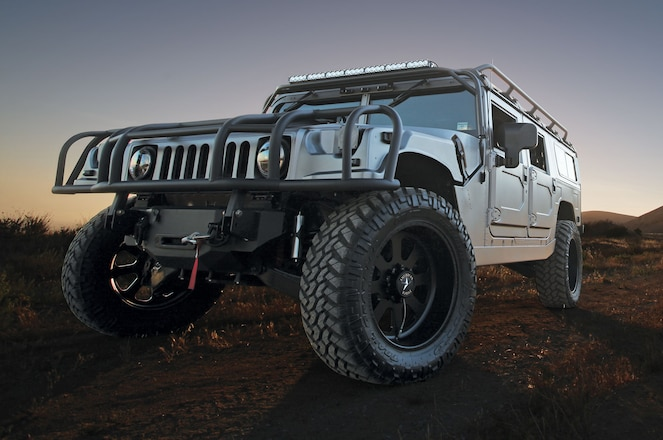 2001 Hummer H1 - Off-Road Aficionado