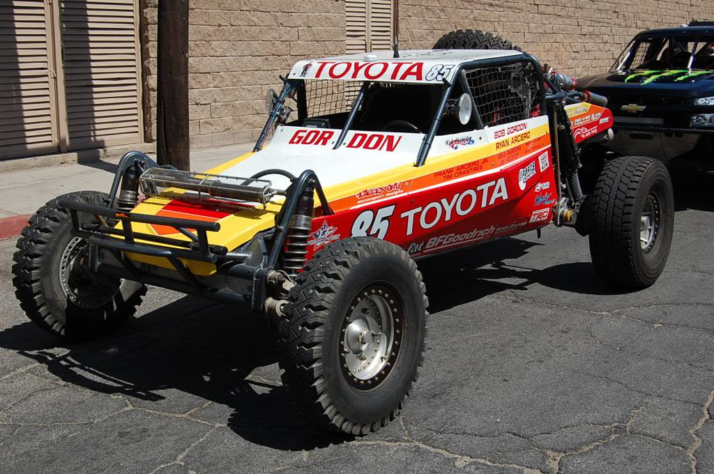 Bob Gordon Chenowth Class 1 Unlimited NORRA 1000 Race Car