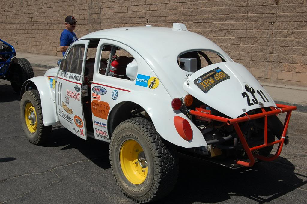VW Bettle NORRA 1000 Race Car
