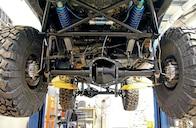 Jeep Wrangler JK Junkyard Axle Swap - Part 2