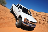 Toyo Open Country AT2 Tires  1  Chevy Colorado off road in Utah