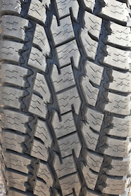 Toyo Open Country AT2 Tires  3  tread face