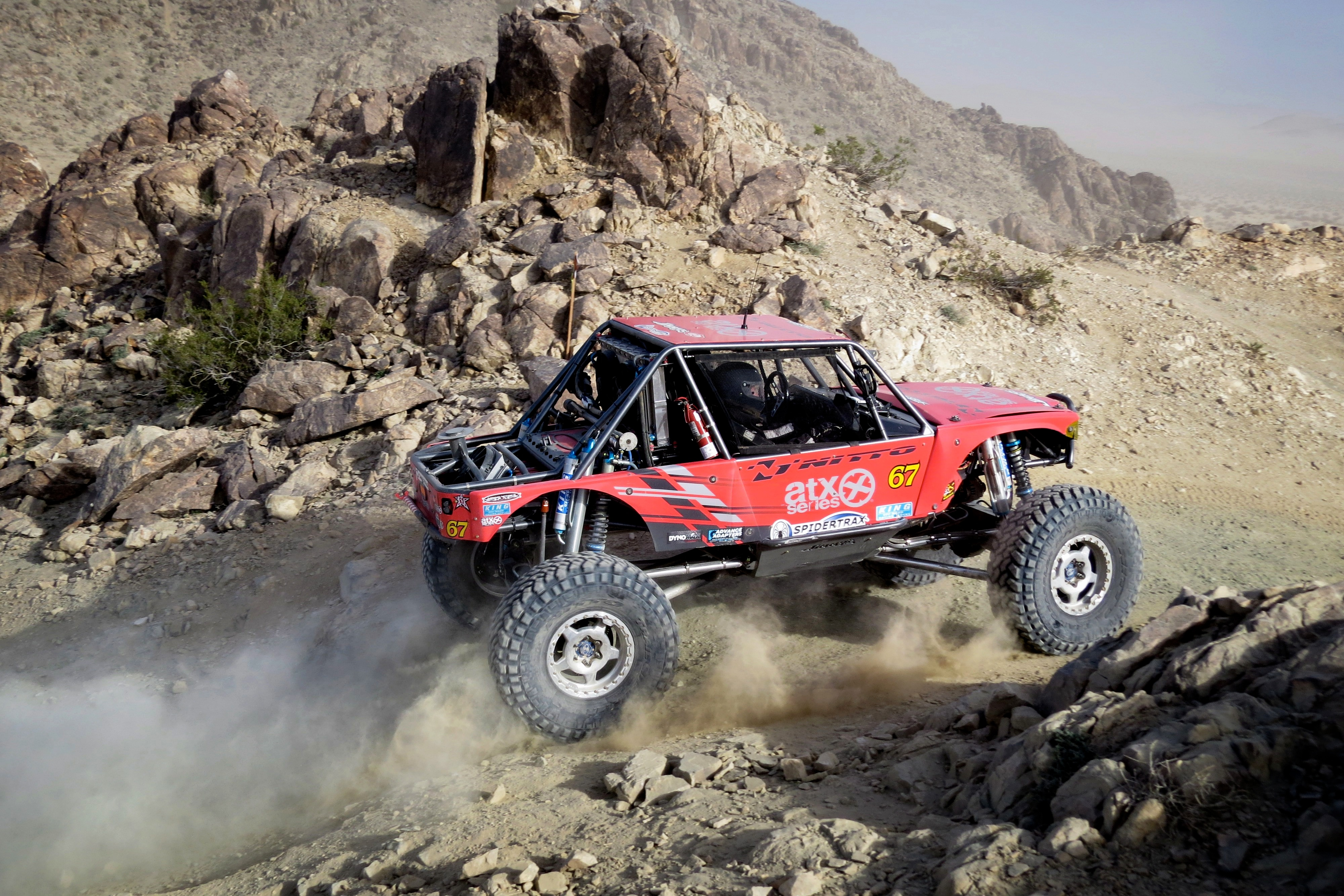 Loren Healy King of The Hammers 2014 Ultra4 Winner Loren Healy Racing at King of The Hammers