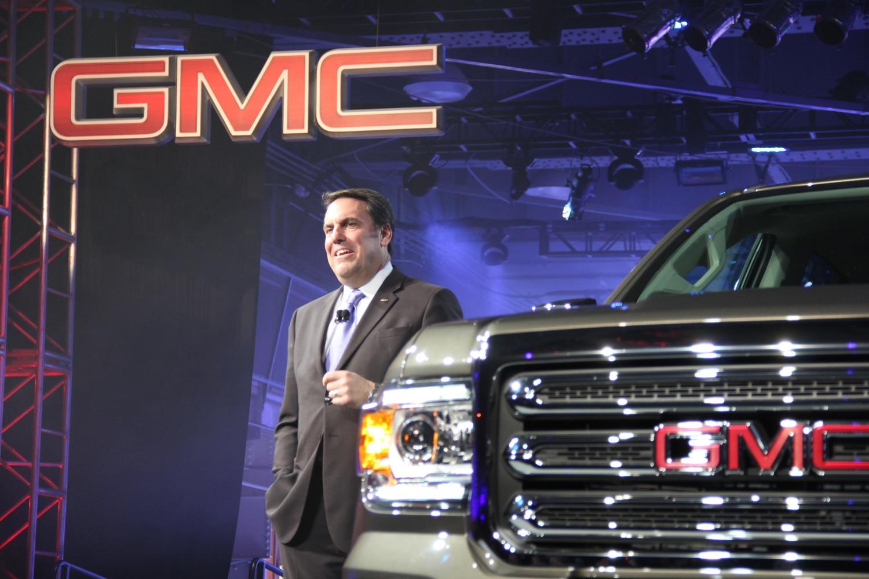 2015 GMC Canyon Mark Reuss intro.JPG