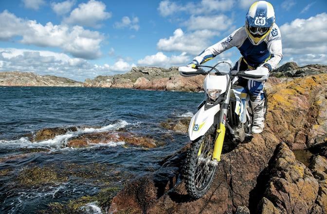 Husqvarna FE 501 - Dirt Sports Alternatives